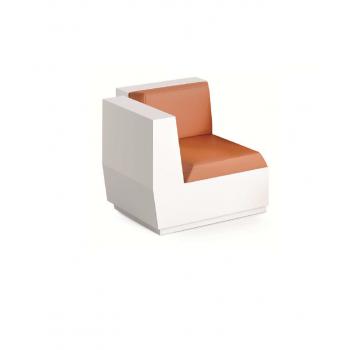 Designová sedačka BIG CUT - rohový díl