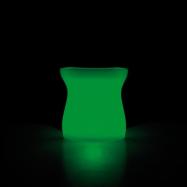 Svítící barový pult BARTOLOMEO - rohový díl