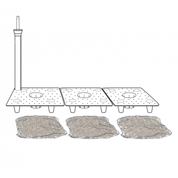 Rezervoár vody pro truhlíky