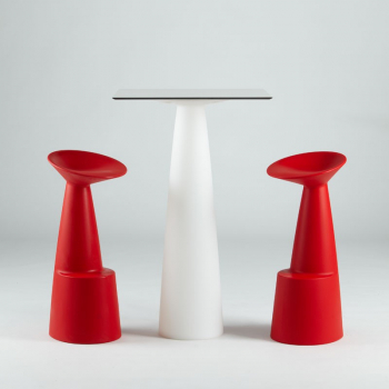 Designová barová židle Voilá
