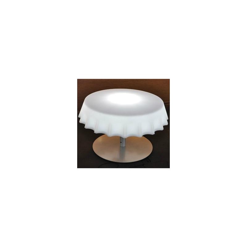 Svítící kavárenský stolek Fizzz
