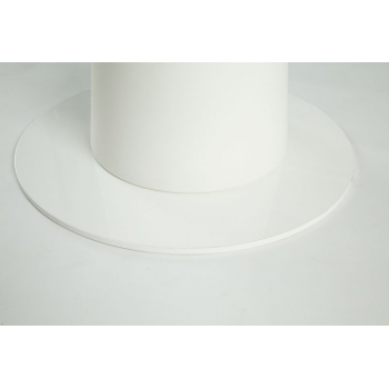 Koktejlový svítící stůl Hopla Light se čtvercovou deskou