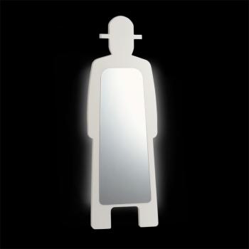 Designové svítící zrcadlo MR GIO SPECCHIO LIGHT