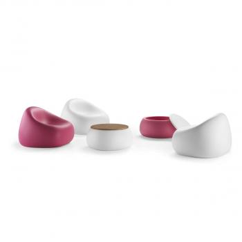 Designový konferenční stolek T Ball