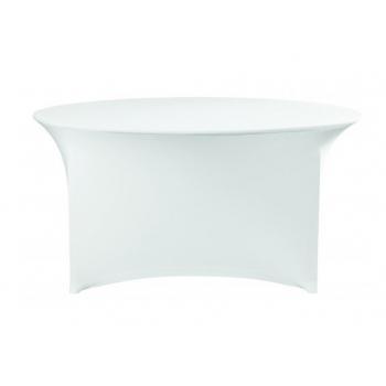 Elastická čepice OPAL na desku stolu Ø 180-183 cm