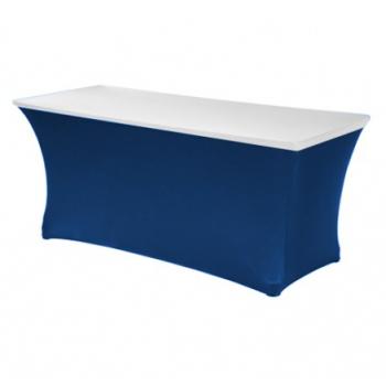 Elastická čepice OPAL na desku stolu 120x80 cm - 122x76 cm