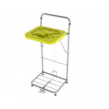 Vozík na prádlo VAKO 120B/N - nožní ovládání