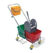 Úklidový vozík KLASIK V17