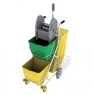 Úklidový vozík PRAKTIK 9001AP80/C