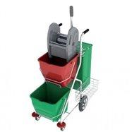 Úklidový vozík PRAKTIK 9001AP60/D