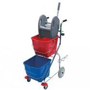 Úklidový vozík PRAKTIK 9001