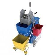 Úklidový vozík PRAKTIK 9001AP80/E