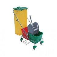 Úklidový vozík KLASIK VP17/1