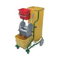 Úklidový vozík EKOMOP 1