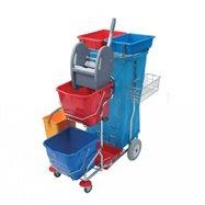 Úklidový vozík EKOMOP 120B