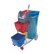 Úklidový vozík EKOMOP 120C
