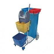 Úklidový vozík EKOMOP 120E