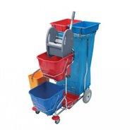 Úklidový vozík EKOMOP 120A