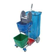Úklidový vozík EKOMOP 120