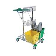 Úklidový vozík MERKUR 004