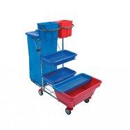 Úklidový vozík MERKUR 017