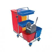 Úklidový vozík MERKUR 007A