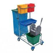 Úklidový vozík MERKUR 006