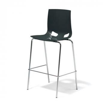 Barová židle Phoenix, antracitová