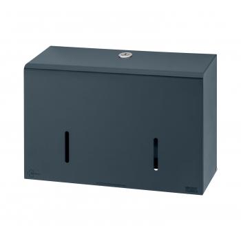 Zásobník toaletní papíru GRAH7T pro dvě role, grafitový