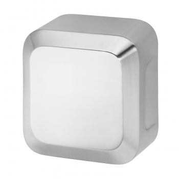 Osoušeč rukou CUBE HD1PWS, stříbrný
