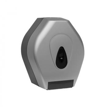 Zásobník na toaletní papír Mini MERIDA UNIQUE SILVER LINE - mat