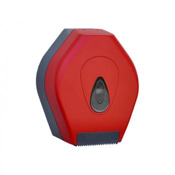 Zásobník na toaletní papír Mini MERIDA UNIQUE RED LINE - mat