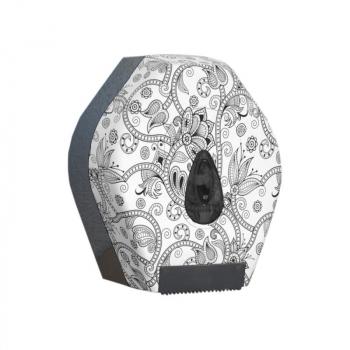 Zásobník na toaletní papír Mini MERIDA UNIQUE ORIENT LINE - mat