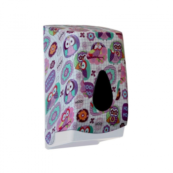 Zásobník na toaletní papír skládaný MERIDA UNIQUE JOY LINE - mat