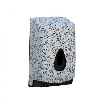 Zásobník na toaletní papír skládaný MERIDA UNIQUE CHARMING LINE - mat