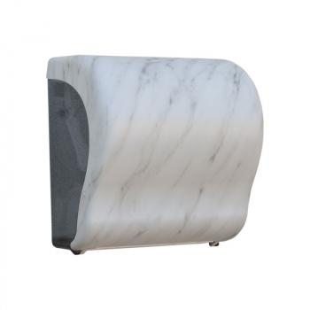 Mechanický podavač papírových ručníků v rolích Maxi UNIQUE MARBLE LINE Lux Cut-lesk