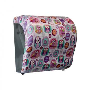 Mechanický podavač papírových ručníků v rolích Maxi UNIQUE JOY LINE Lux Cut -mat