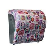 Mechanický podavač papírových ručníků v rolích Maxi UNIQUE JOY LINE Lux Cut-lesk