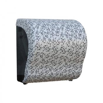 Mechanický podavač papírových ručníků v rolích Maxi UNIQUE CHARMING LINE Lux Cut-lesk