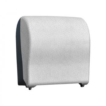 Mechanický podavač PR v rolích Maxi MERIDA UNIQUE GLAMOUR WHITE LINE Solid Cut - lesk