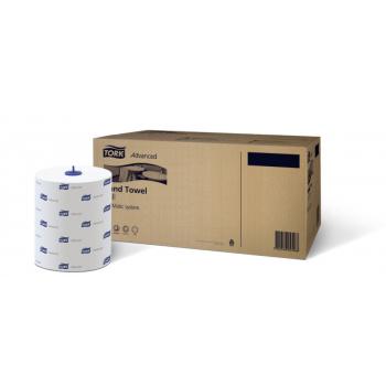 Tork Matic® papírové ručníky 150 m,  Ø 19 cm, 6 rolí, (H1)  jemné bílé