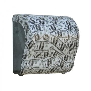 Mechanický podavač papírových ručníků v rolích Maxi UNIQUE LAS VEGAS LINE Lux Cut-mat