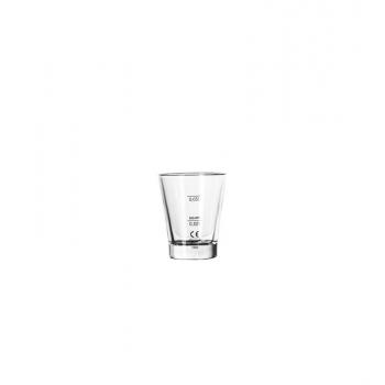 Sklenice CAFFEINO 0,09 Cejch 0,02+0,05