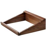 Stojan dřevo SOLID 42x51x5 / 13,5 cm