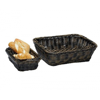Košík na pečivo GN 1/3 100 Rattanový