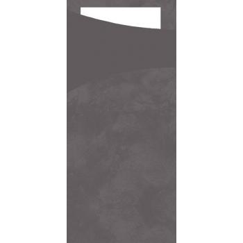 K-SACCHETTO TISSUE 190X85 tmavě šedý