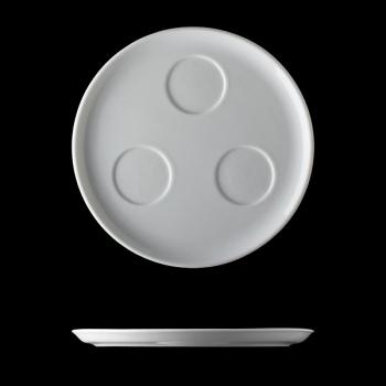 PURELINE talíř 19cm pro 3 misky