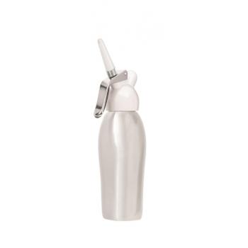 Láhev šlehačková LISS 0,5 litr, plast. hlavice