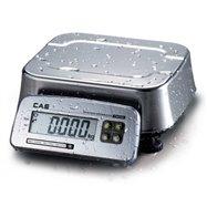Váha CAS FW-500 do 15kg vodovzdorná