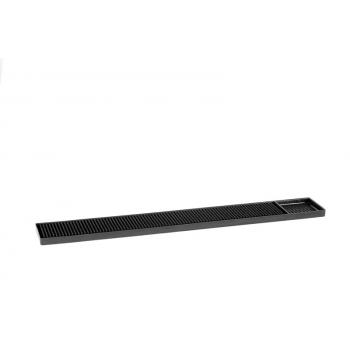 Podložka barová 60x8 černá